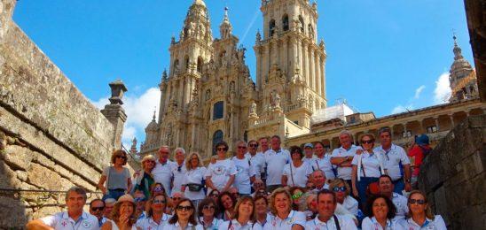 El Camino de Santiago como actividad de rehabilitación cardiaca del Hospital de Valme de Sevilla cumple una década