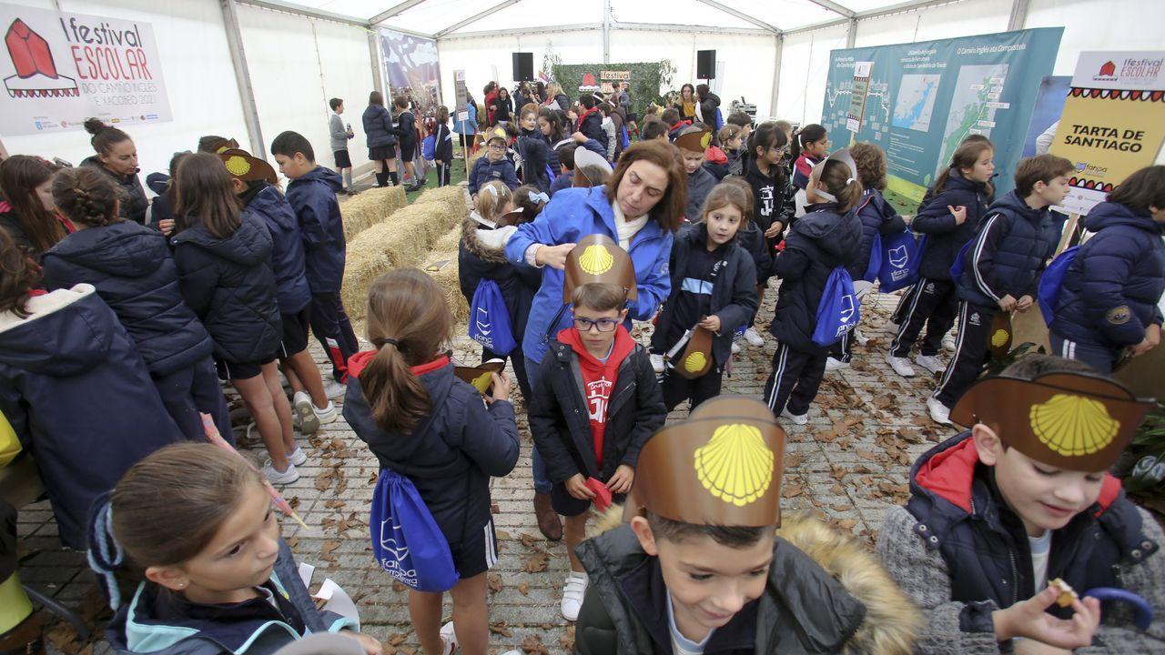 Un festival para completar la divulgación del Camino Inglés en Ferrol