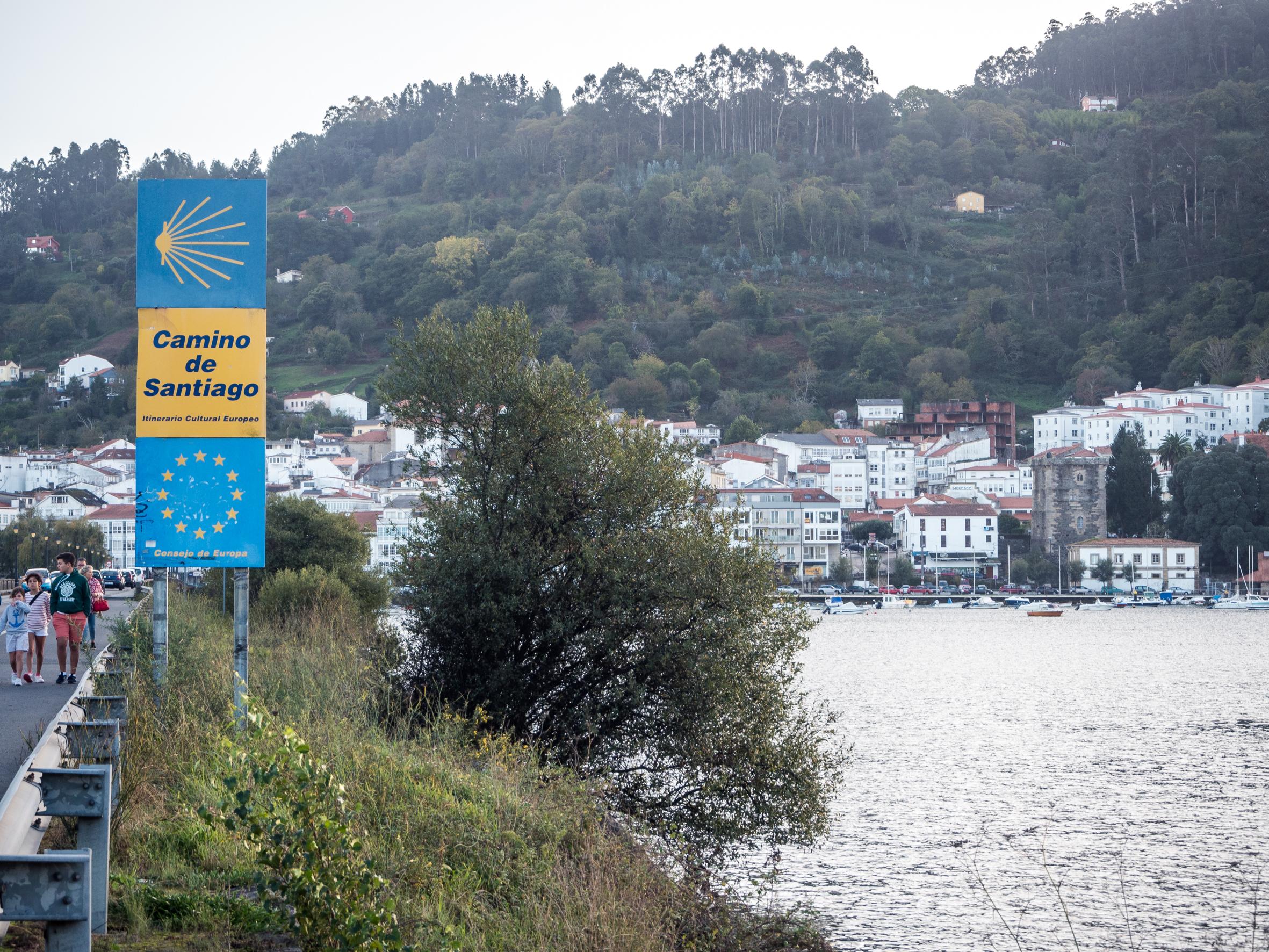 El Arzobispado de Santiago arrenda la Casa de Ejercicios de Pontedeume para albergue de peregrinos