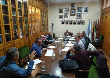La directiva de la Federación Andaluza se reunió en Sevilla el pasado jueves