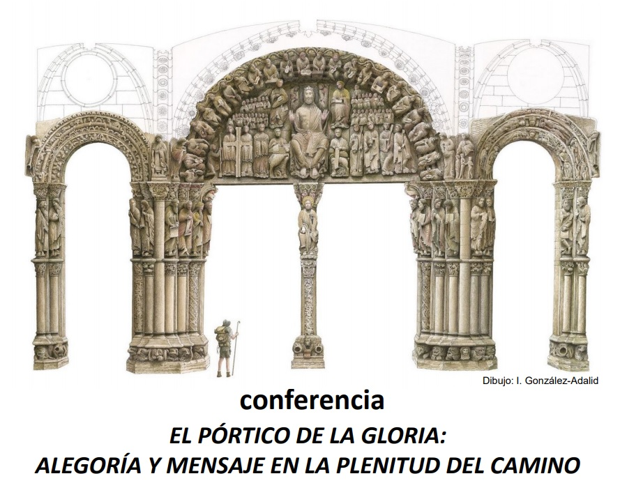 Conferencia en Córdoba: «El Pórtico de la Gloria. Alegoría y mensaje en la plenitud del Camino»