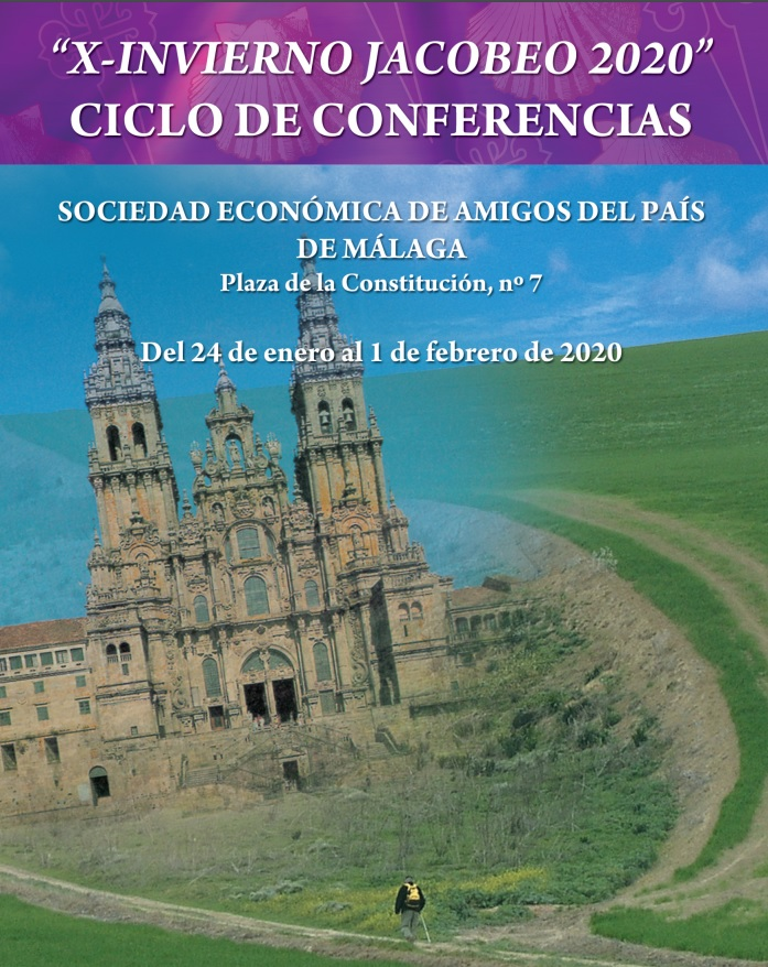 La Asociación Jacobea de Málaga presenta el «X Invierno Jacobeo 2020