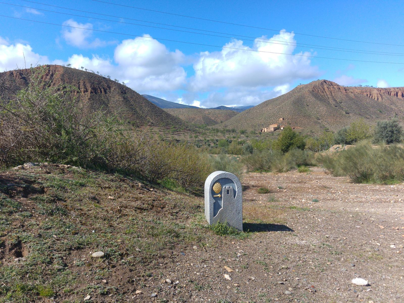 Descarga la Guía del Camino Mozárabe desde Almería